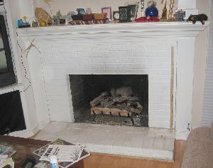 oakland fireplace   Fireplaces