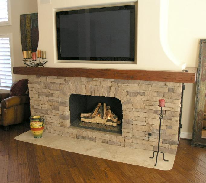 Oakland Custom Fireplaces Orange County CA